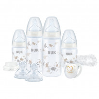 Babyflaschen-Starter-Set First Choice Plus Perfect 0m+