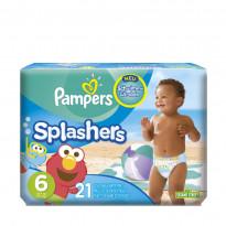 Schwimmwindeln Splashers Gr. 6