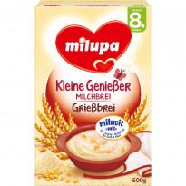 Milchbrei Grießbrei 8m+