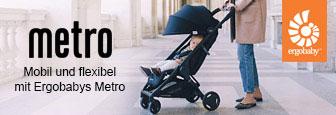 Ergobaby Metro Compact City Stroller